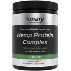 FitMary Hemp Protein Complex białko konopne mikronizowane- 500g