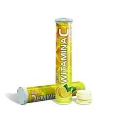 XeniVIT Witamina C 1000 mg, 20 tabl. musujących